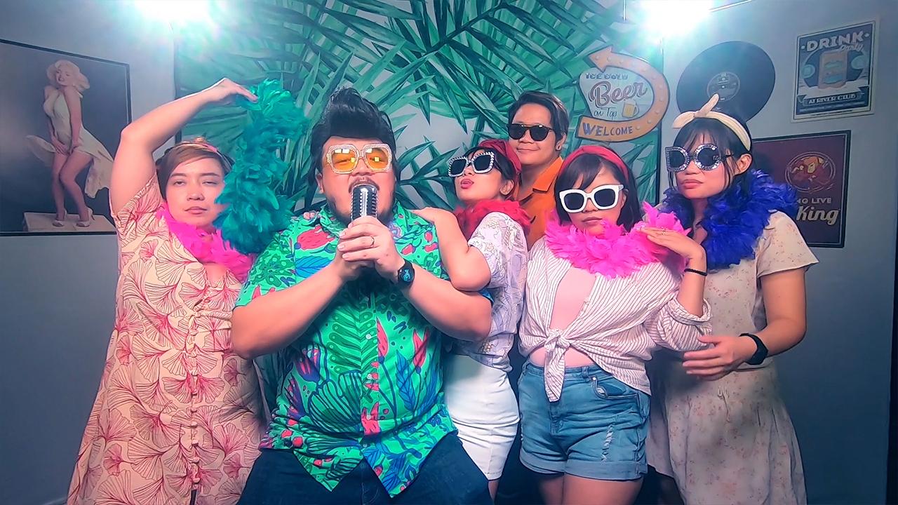 Kabataan Night Manila Luneta Slowmotion videobooth Philippines