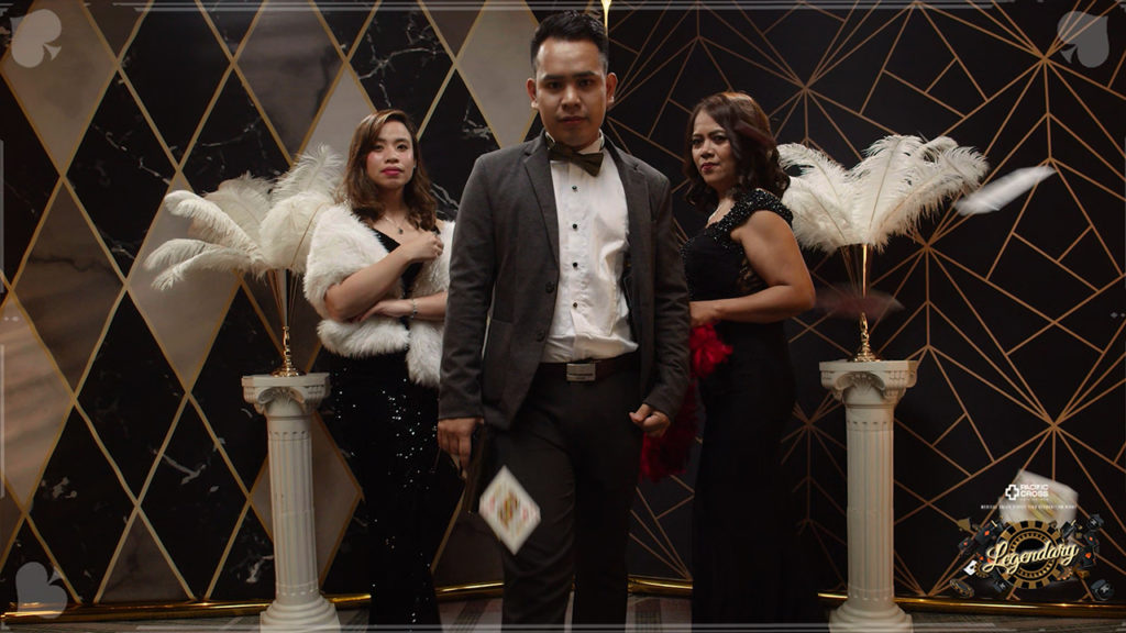 Casino Royale Background Cinematic Booth Philippines SlowMoManila
