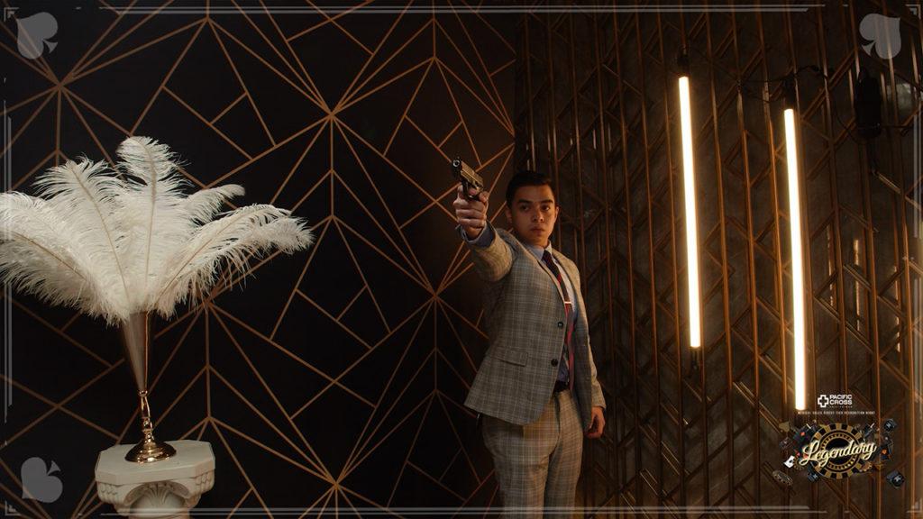 Casino Royale Cinematic Booth SlowMoManila Philippines